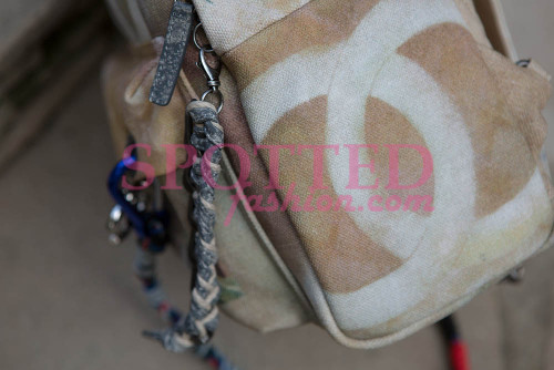wpid Chanel Etoile Backpack Logo Bag Close Up 2 - Exclusive: Up close with the Chanel Etoile Backpack from Spring / Summer 2014