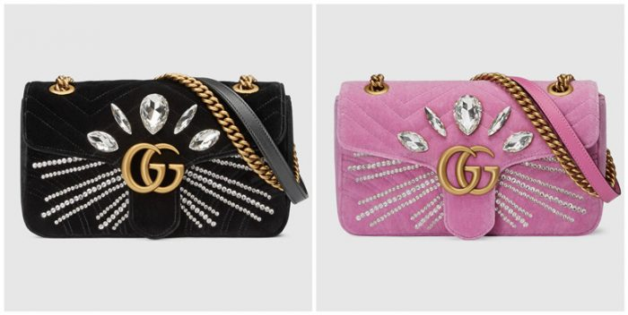 Gucci Cruise 2018 Bag Collection 13 700x352 - Gucci Cruise 2018 Bag Collection