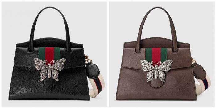 Gucci Cruise 2018 Bag Collection 17 700x352 - Gucci Cruise 2018 Bag Collection