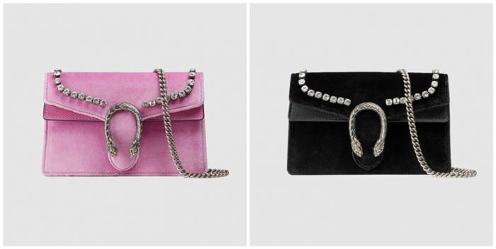 Gucci Cruise 2018 Bag Collection 5 700x352 - Gucci Cruise 2018 Bag Collection