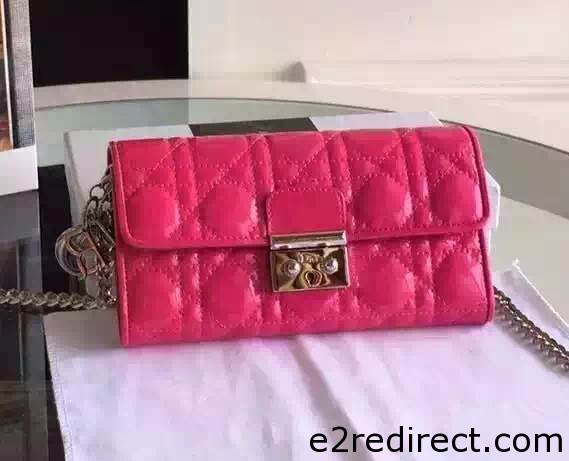 IMG 0279 cr - Miss Dior Rendez-Vous Chain Wallet 2016