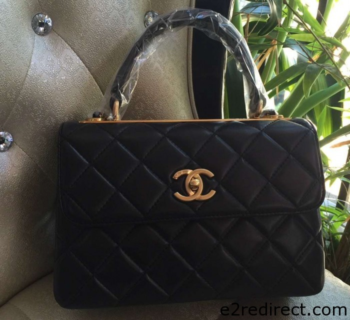 IMG 1442 cr 700x640 - Chanel Lambskin Trendy CC Dual Handle Flap Tote Bag