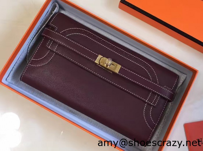 IMG 1510 cr 700x520 - Hermes Lace Bag and Wallet in Swift Leather 2017