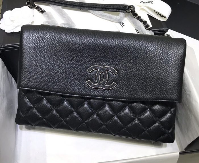 IMG 201016a 315 cr 700x572 - Chanel Multiple Interlayer Fold Over Flap Bag