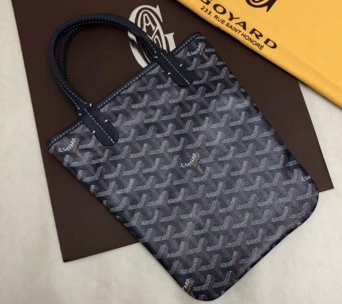 IMG 3298 cr 1 700x622 - Goyard Limited Edition Poitiers Tote Bag
