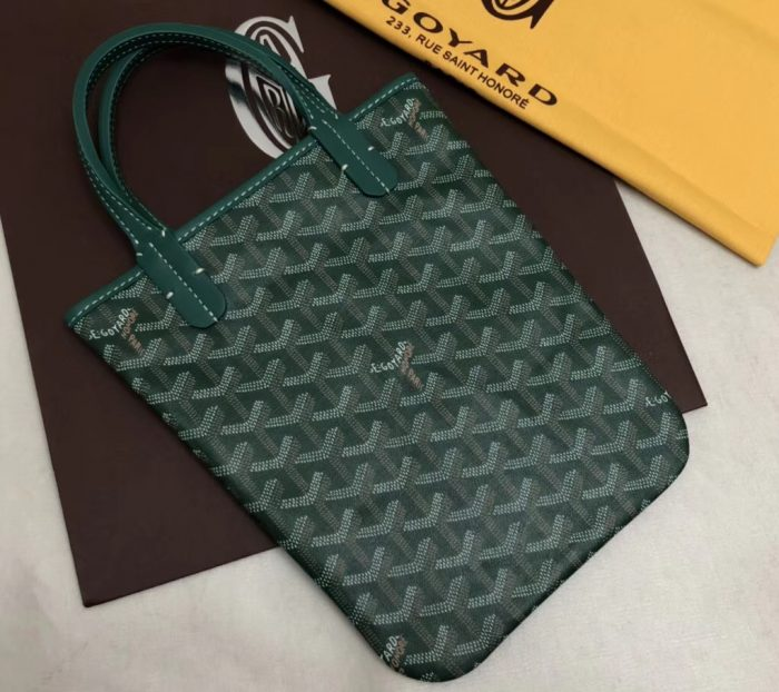 IMG 3322 cr 1 700x622 - Goyard Limited Edition Poitiers Tote Bag