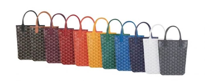 IMG 3548 1 700x276 - Goyard Limited Edition Poitiers Tote Bag