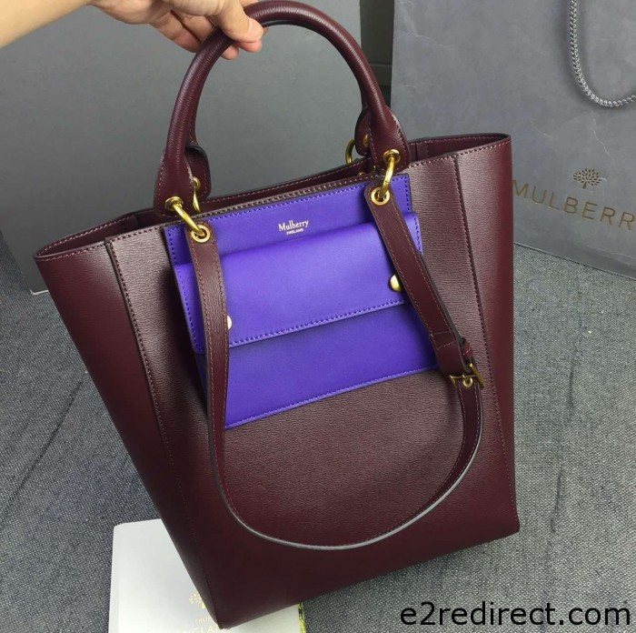 IMG 5364 cr 700x696 - Mulberry Maple Shoulder Tote Bag 2016
