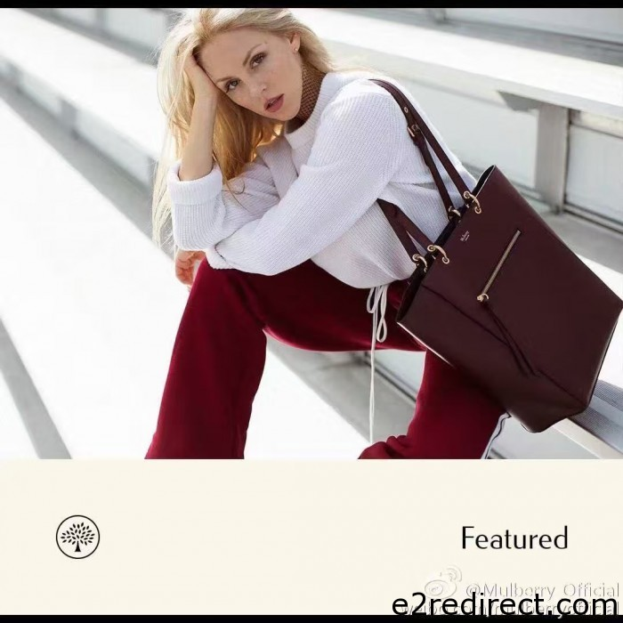 IMG 5373 700x700 - Mulberry Maple Shoulder Tote Bag 2016