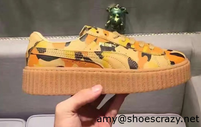 IMG 5872 cr 700x445 - Fenty Puma Suede Creeper Lovers Sneakers by Rihanna 2016
