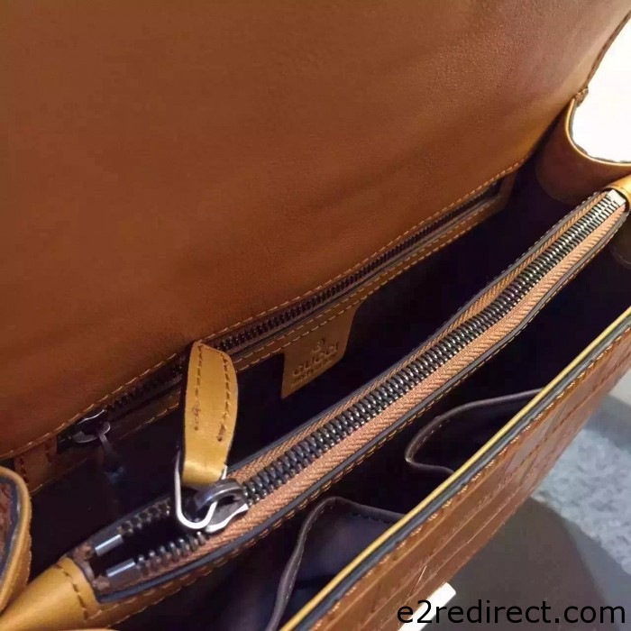 IMG 62981 700x700 - Gucci Dionysus Leather Top Handle Small Bag 413679 2016