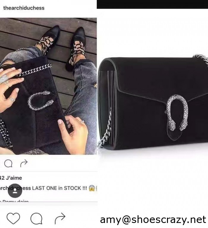 IMG 6546 700x770 - Gucci Dionysus Suede Mini Chain Wallet Bag 401231 2016