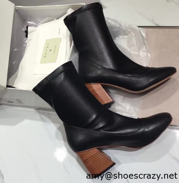 IMG 6690 cr1 700x714 - Celine Boots Fall Winter 2016