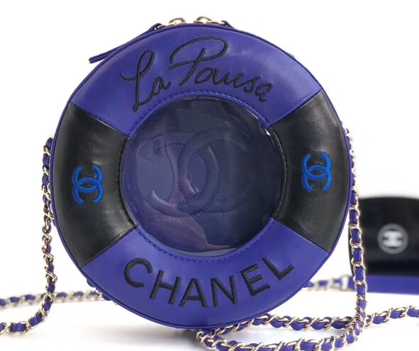 IMG 81128a 138 cr - Chanel Coco Lifesaver Small Round Bag AS0209 2018