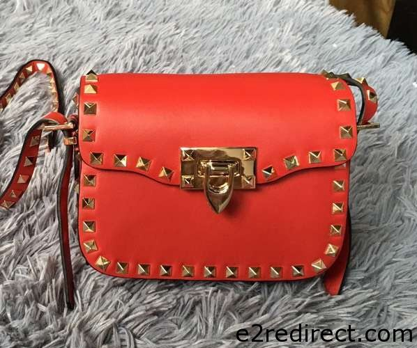 IMG 8232 cr - Valentino Rockstud Round Flap Shoulder Small Bag 2015/2016