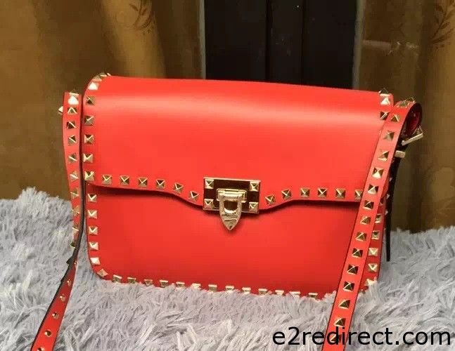 IMG 8240 cr - Valentino Rockstud Round Flap Shoulder Small Bag 2015/2016