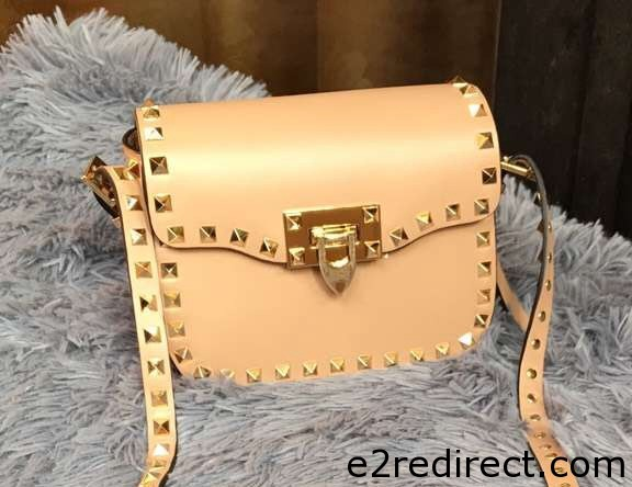 IMG 8282 cr - Valentino Rockstud Round Flap Shoulder Small Bag 2015/2016