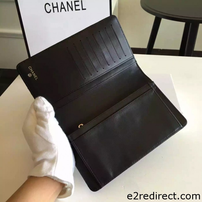 IMG 85661 700x700 - Chanel Lambskin CC Signature Quilting Wallet 2016