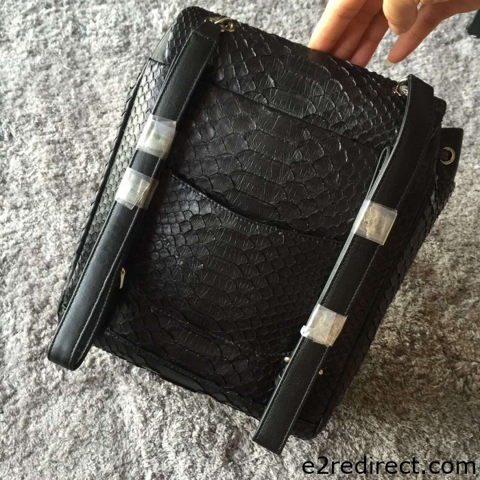 IMG 87811 700x700 - Chanel Python Backpack A91123 2016