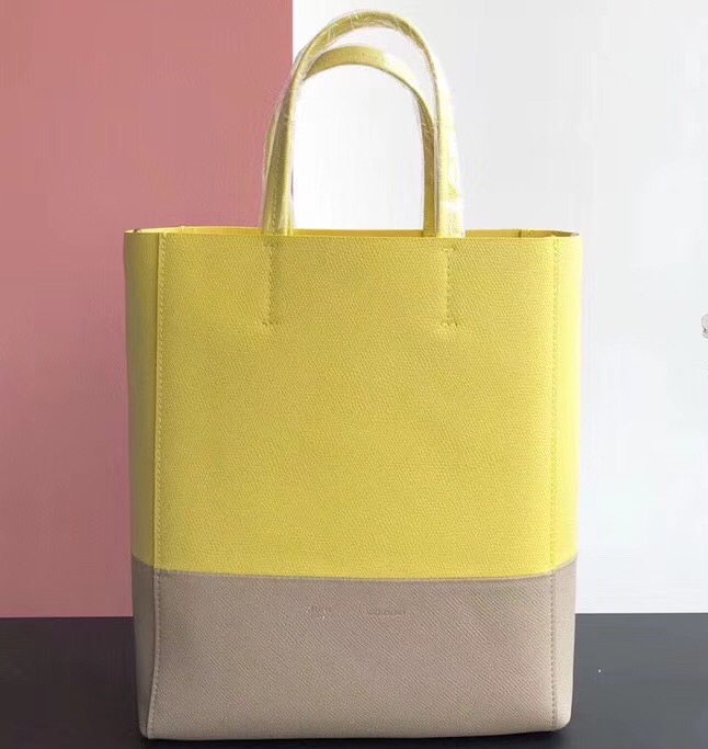 IMG 90308a 100 cr - Celine Small Cabas Shopping Bag in Grained Calfskin 189813 2019
