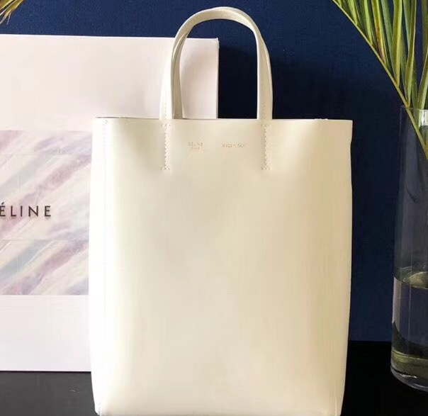 IMG 90308a 136 cr - Celine Small Cabas Shopping Bag in Grained Calfskin 189813 2019