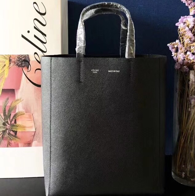 IMG 90308a 73 cr - Celine Small Cabas Shopping Bag in Grained Calfskin 189813 2019