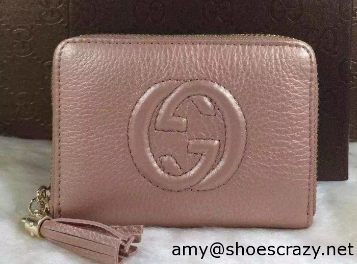 IMG 9074 cr1 700x517 - Gucci Soho Leather Disco Small Wallet 351484