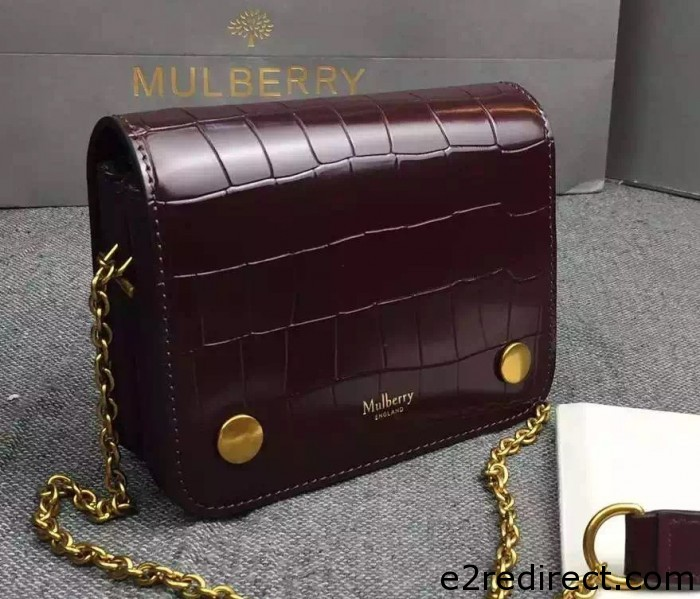 IMG 9105 cr 700x599 - Mulberry Small Clifton Cross Body Shoulder Bag 2016