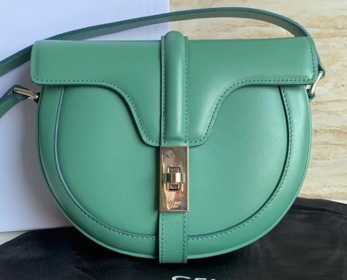 IMG 91114y2 244 cr 700x566 - Celine Small Besace 16 Bag in Satinated Calfskin 2019