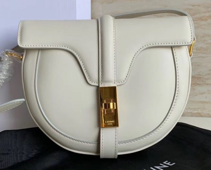 IMG 91114y2 253 cr 700x565 - Celine Small Besace 16 Bag in Satinated Calfskin 2019