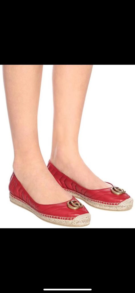 IMG 91122a 170 473x1024 - Gucci Leather Espadrilles With Double G 602505 2019