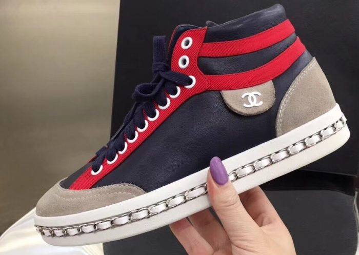 IMG 91228a 191 cr 700x497 - Chanel Chain Around Sneakers G35600 2020