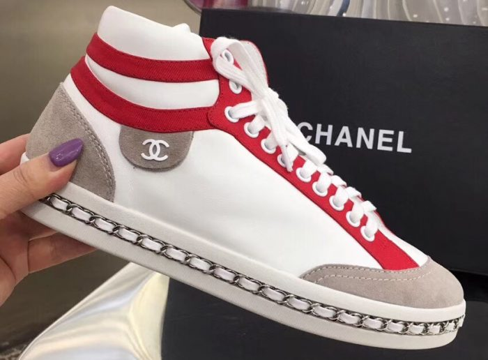 IMG 91228a 200 cr 700x516 - Chanel Chain Around Sneakers G35600 2020