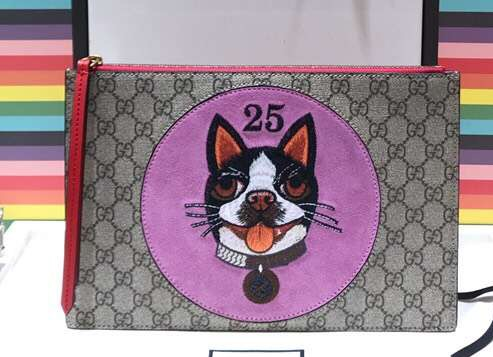 IMG 9520 cr 3 - Gucci Boston Terriers Bosco Collection 2018