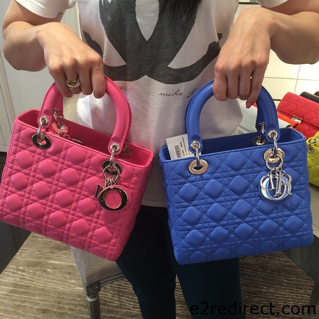 Lady Dior Tote Bag From Spring Summer 2015 Collection 4 - Lady Dior Tote Bag From Spring Summer 2015 Collection