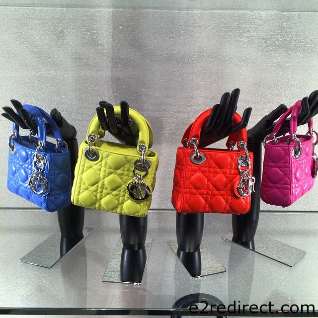 Lady Dior Tote Bag From Spring Summer 2015 Collection 6 - Lady Dior Tote Bag From Spring Summer 2015 Collection