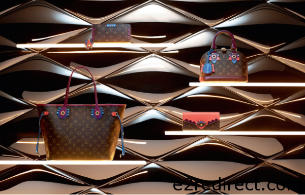 Louis Vuitton Totem Collection 600x385 - Louis Vuitton Holiday 2015 Lookbook