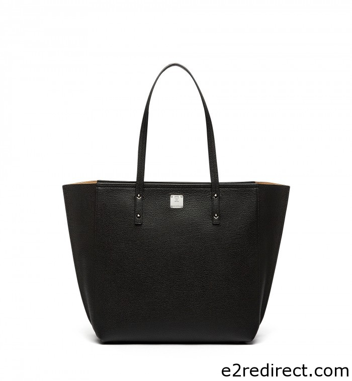 MCM Black Sophie Top Zip Leather Shopper Bag 700x757 - MCM Fall Winter 2016 Bag Collection