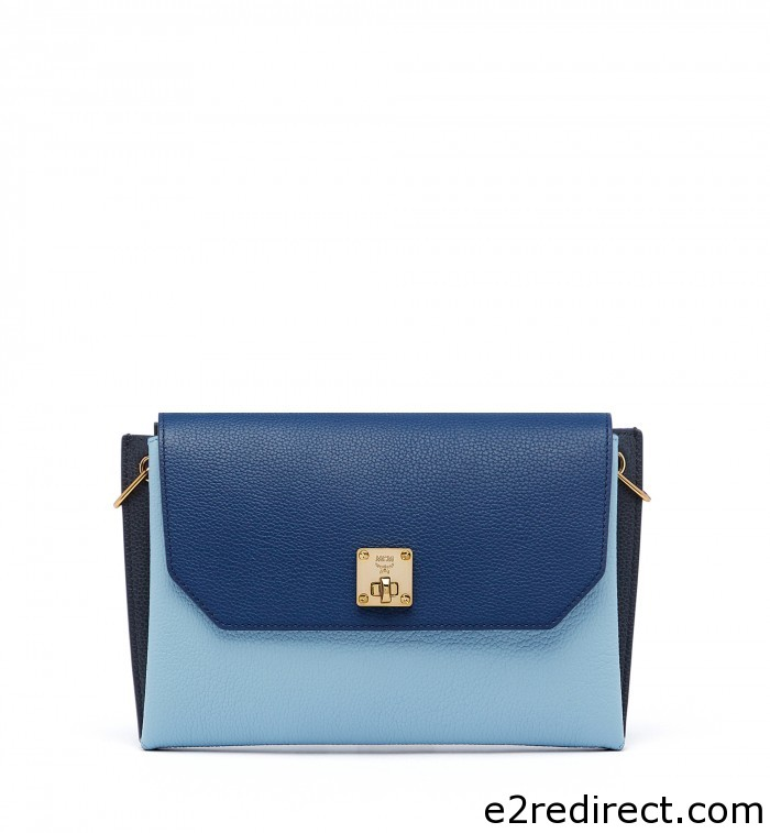 MCM Sky Blue Milla Clutch Bag 700x757 - MCM Fall Winter 2016 Bag Collection