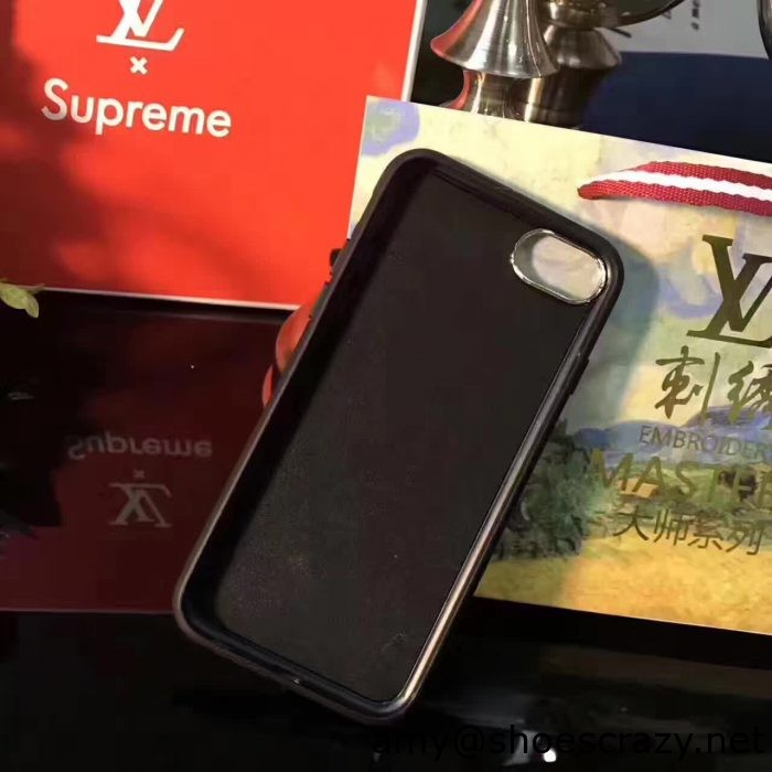 img 0962 700x700 - Louis Vuitton Famous Painting Embroidered Series Iphone Cover Holder 2017